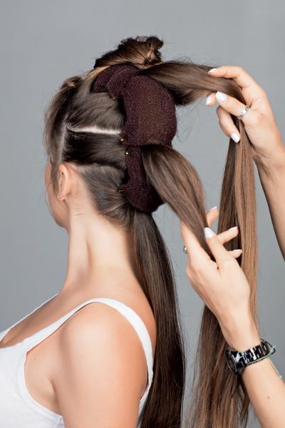 Как сделать себе шикарные волосы 407