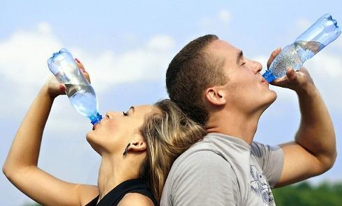 5 правил употребления воды
