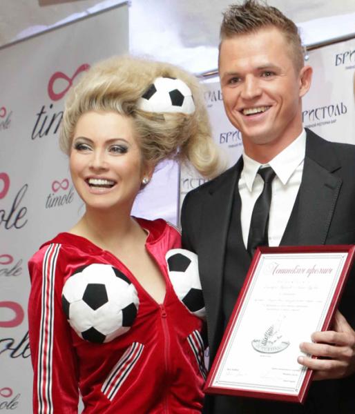 Лена Ленина — о женском футболе: «Давно пора»