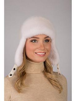 Женские шапки-ушанки