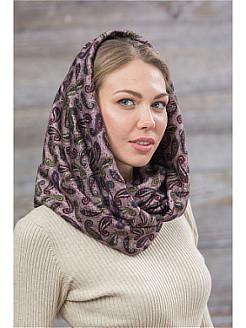 Выбираем женские платки и шарфы