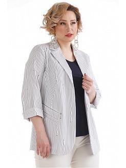 Женские пиджаки и жакеты больших размеров