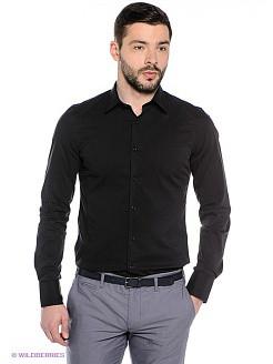 Черные и зеленые мужские рубашки